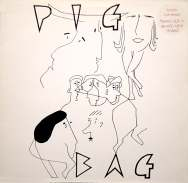 Pigbag Front Cover